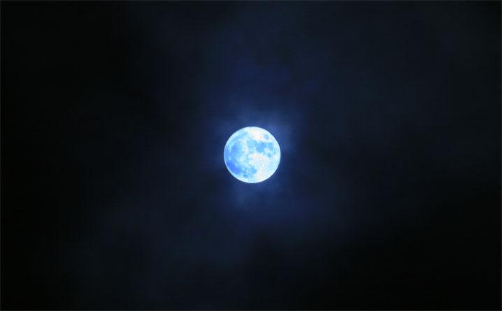 A Moon Walk